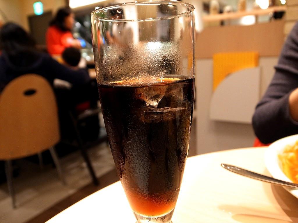 CoCo壹番屋可口可樂