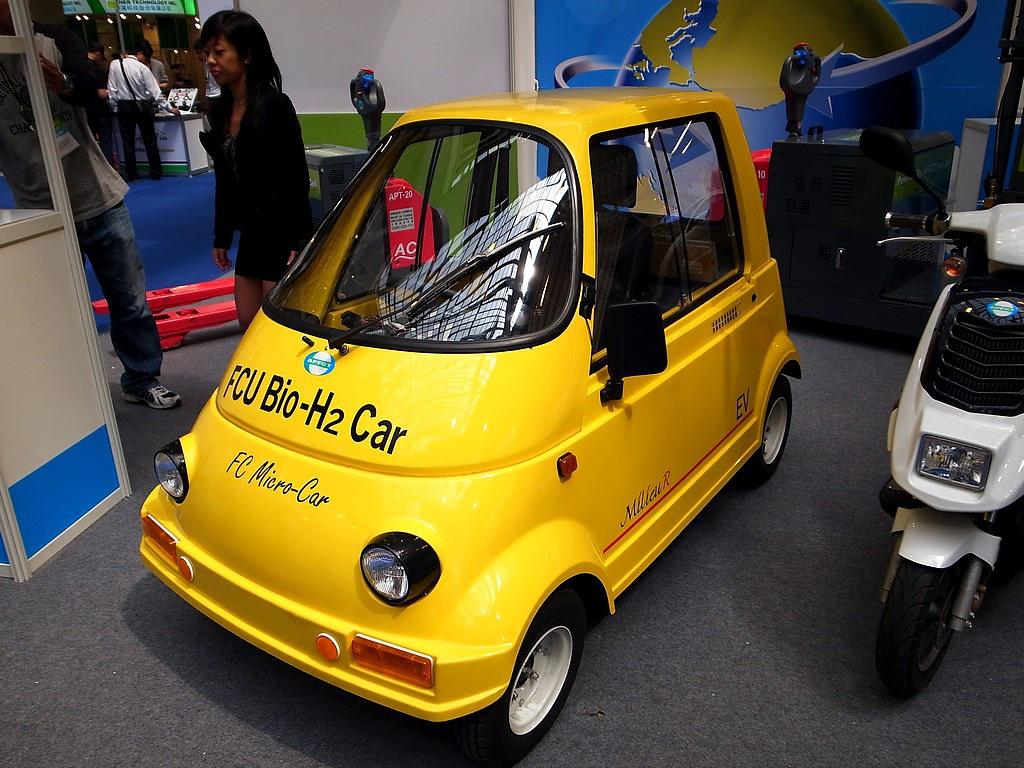 台灣國際電動車展