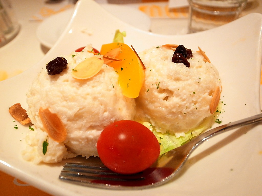 La pasta 義大利麵屋 馬鈴薯沙拉