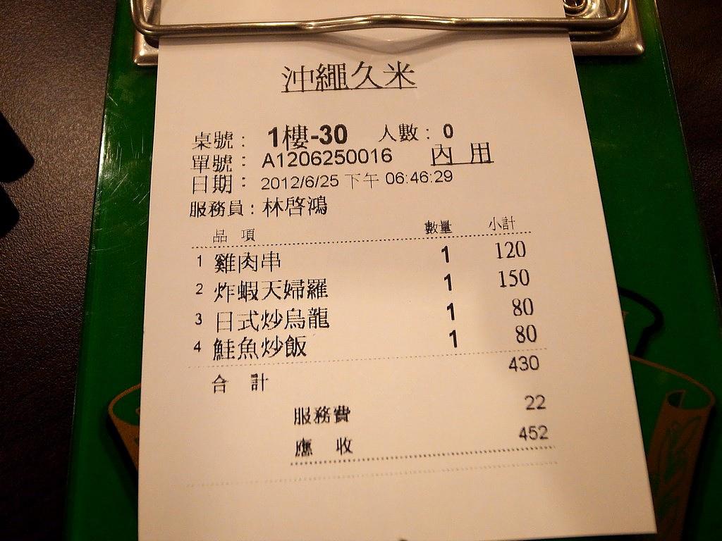 蘆洲日式料理