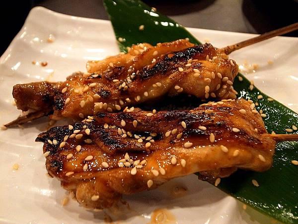 蘆洲烤雞肉串