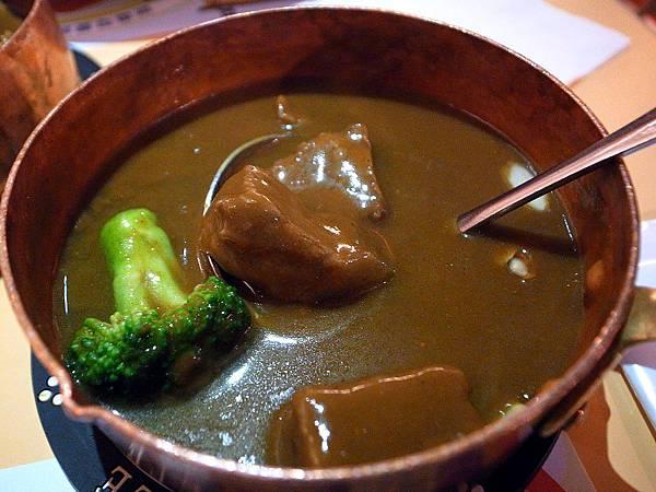 果香牛肉咖哩