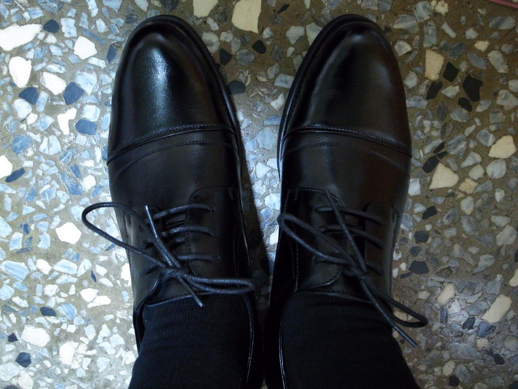 LIFE8皮鞋開箱文評價