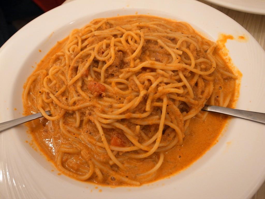 艾隆義大利麵肉醬麵