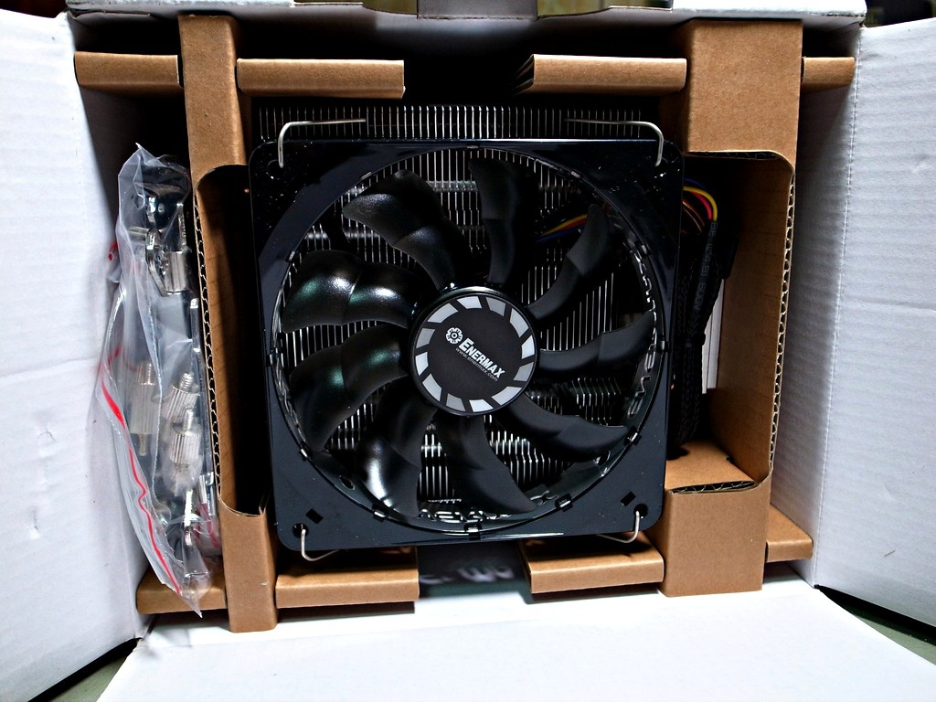 Enermax ETS-T40 評價 心得 開箱