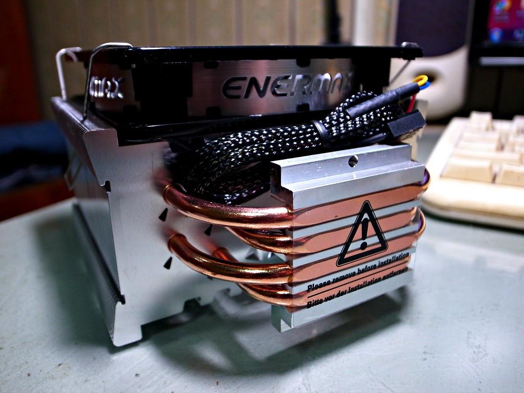 Enermax ETS-T40 安裝 教學