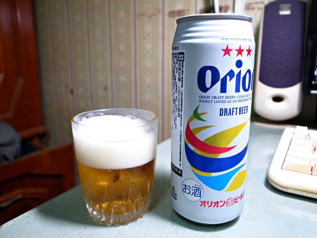 台灣 ORION 生啤酒 便宜