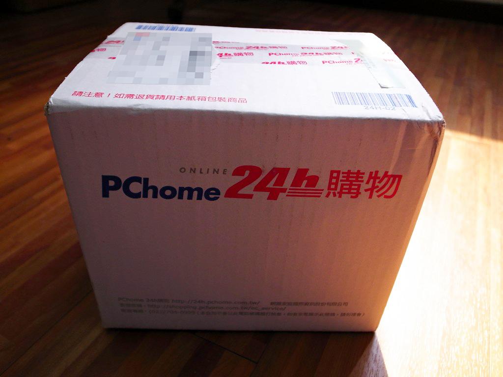 pchome RX100 開箱文