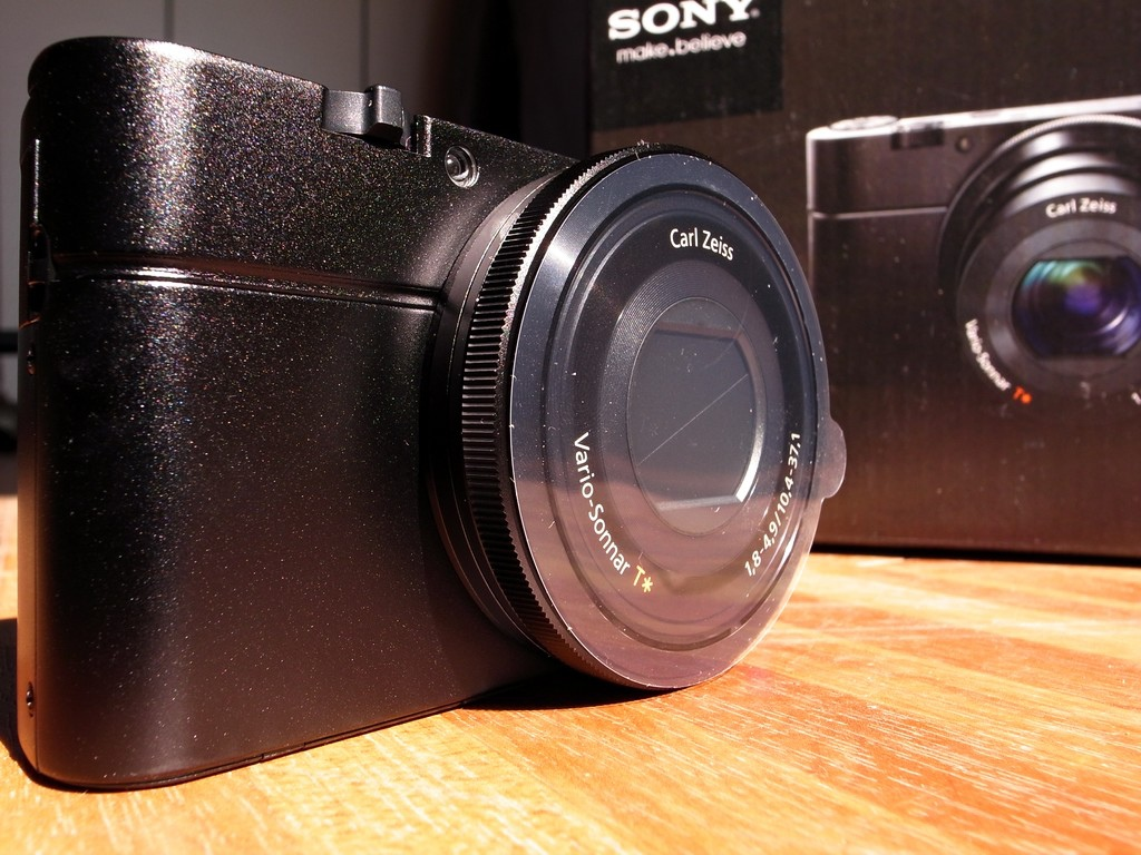 PTT 數位相機 推薦 SONY RX100