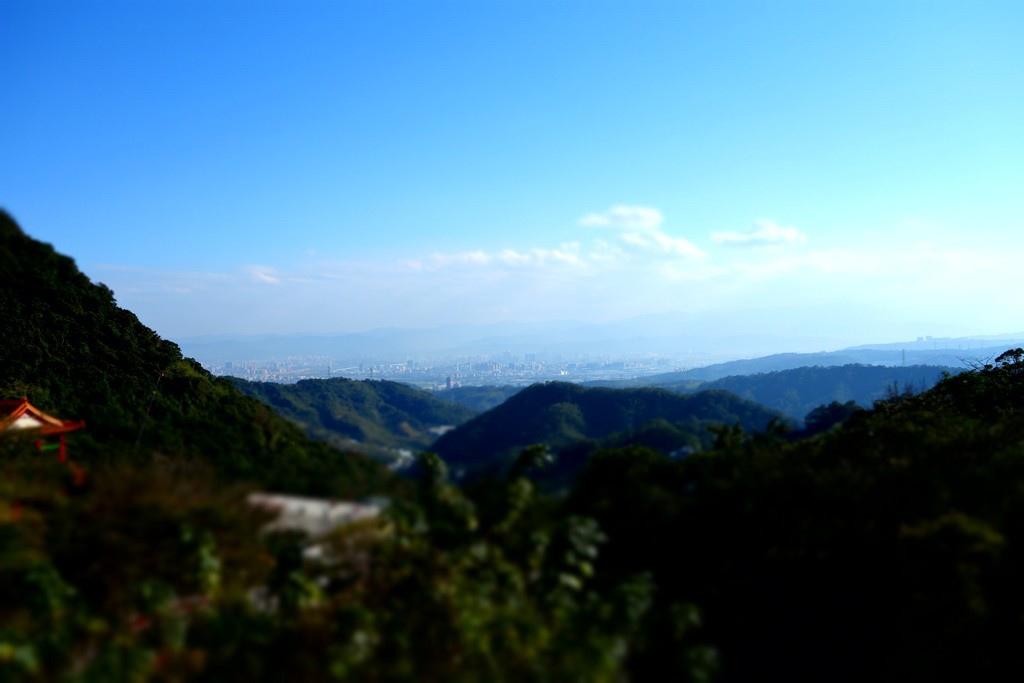 觀音山登山口