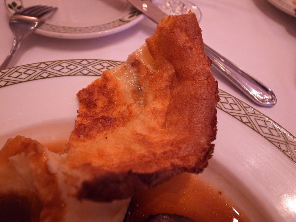 英式約克夏布丁餅