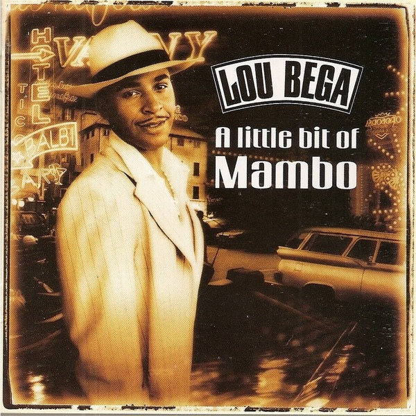 LOU BEGA a little bit of mambO