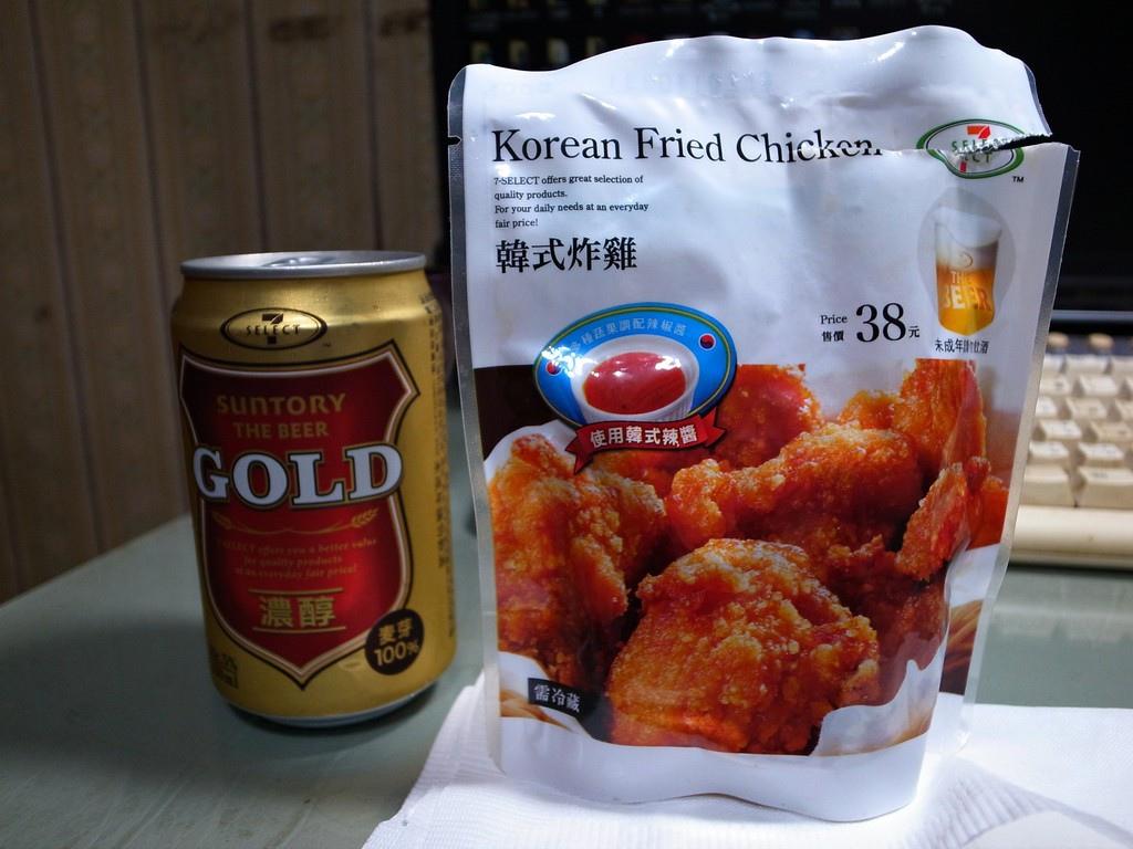 7-11 韓式炸雞