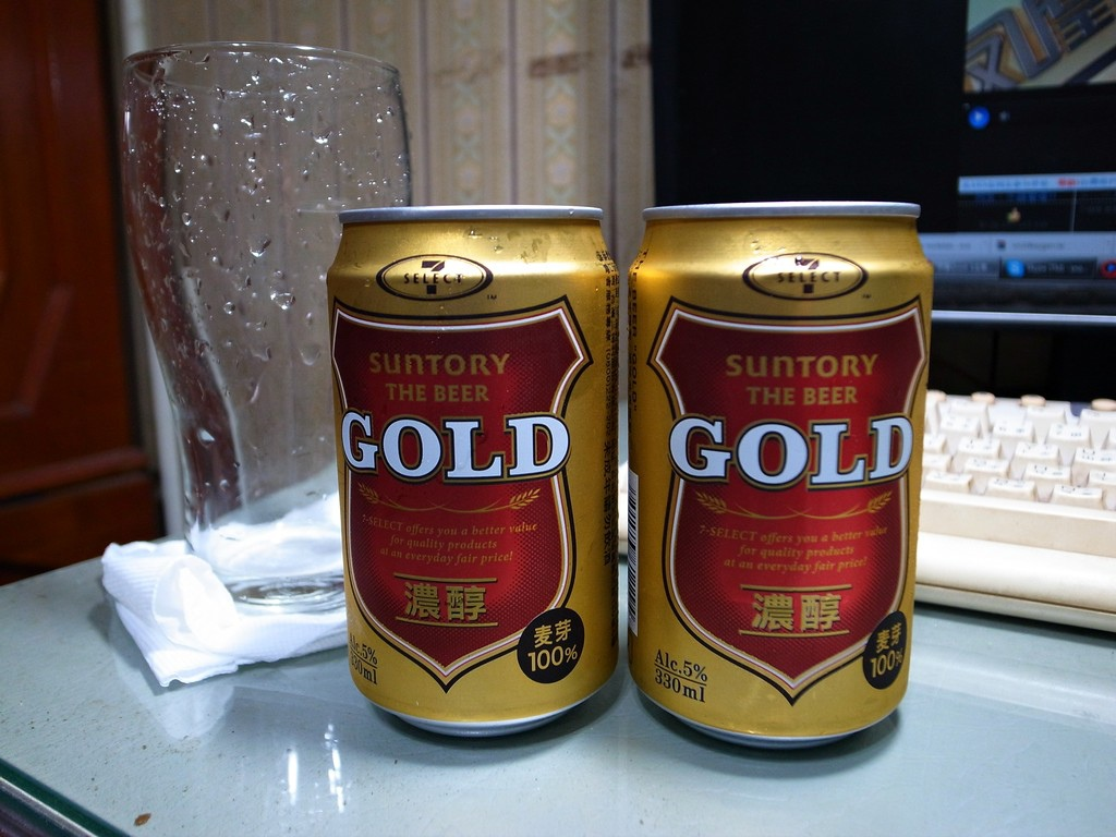 7 select 啤酒
