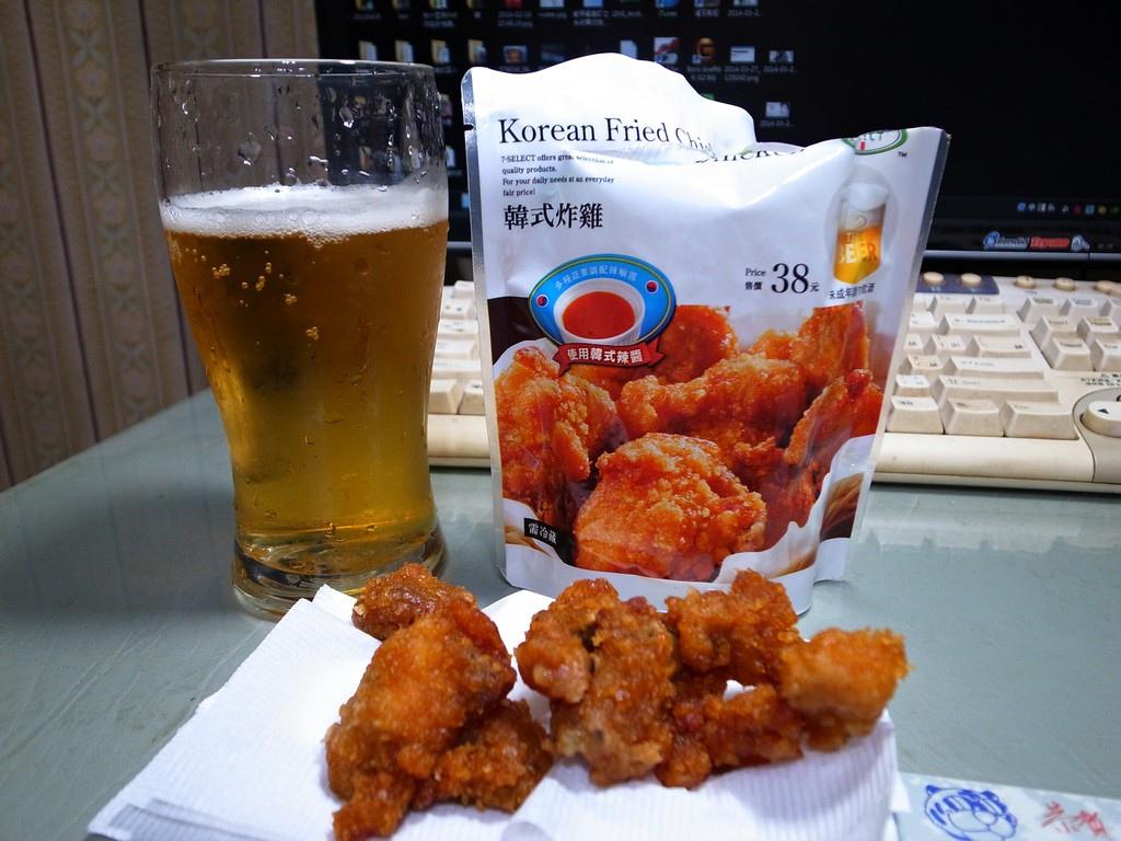 好吃 韓式炸雞