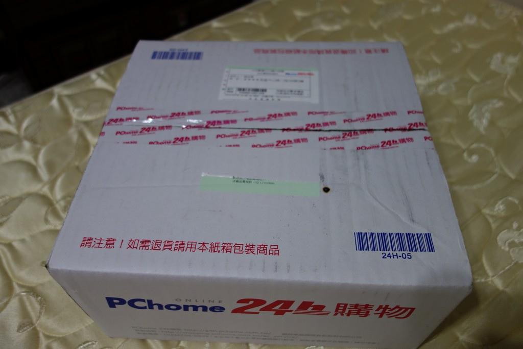 pchome 紙箱