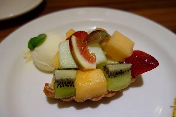 貝里尼水果塔