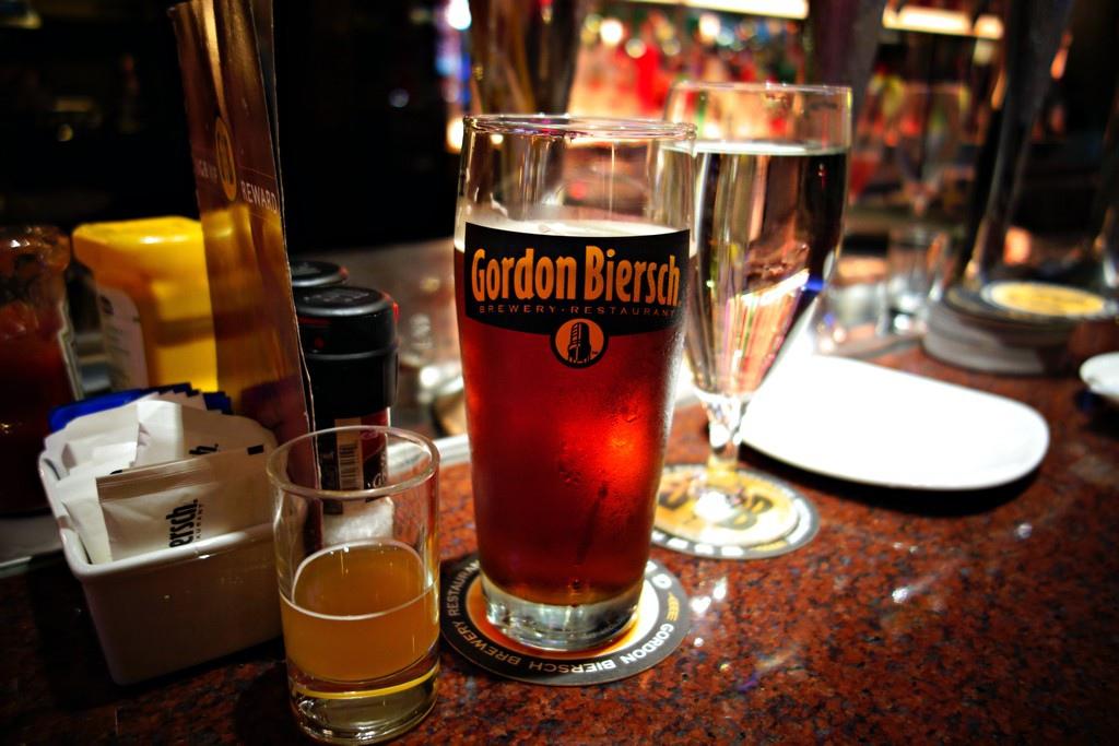 GB鮮釀啤酒餐廳