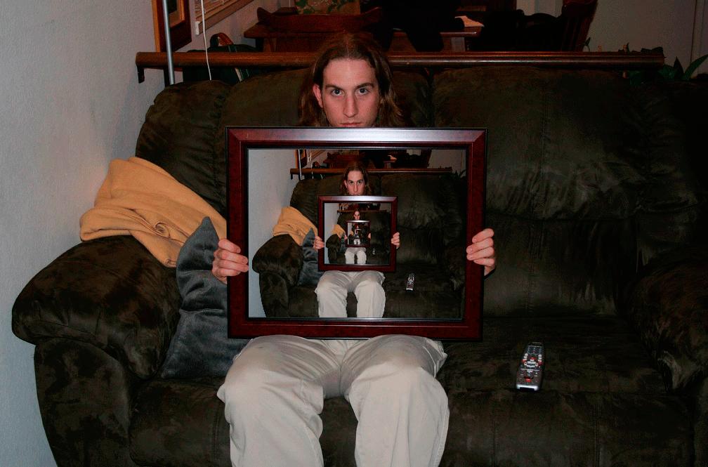 Droste effect photoshop
