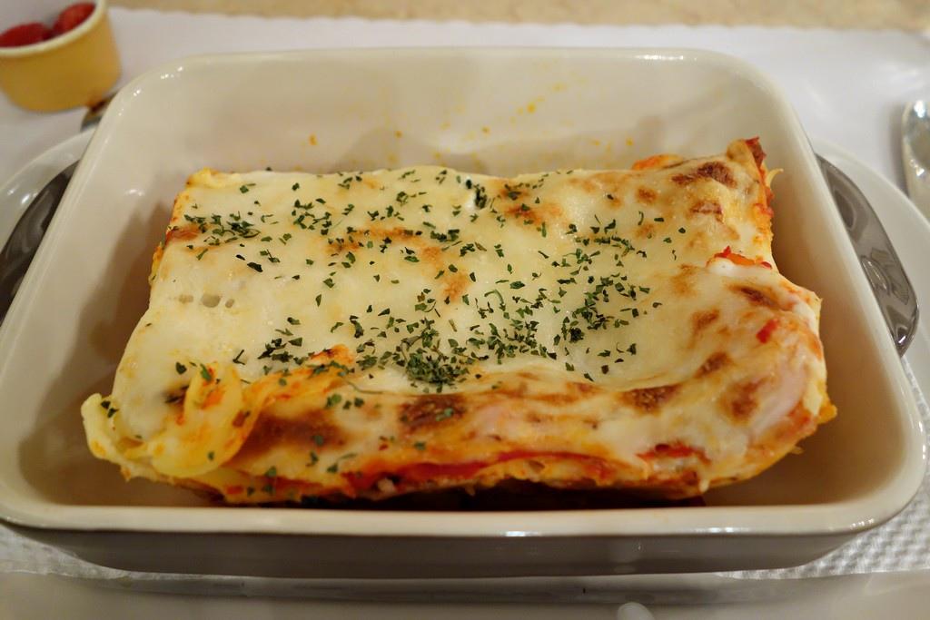 焗烤千層義大利麵