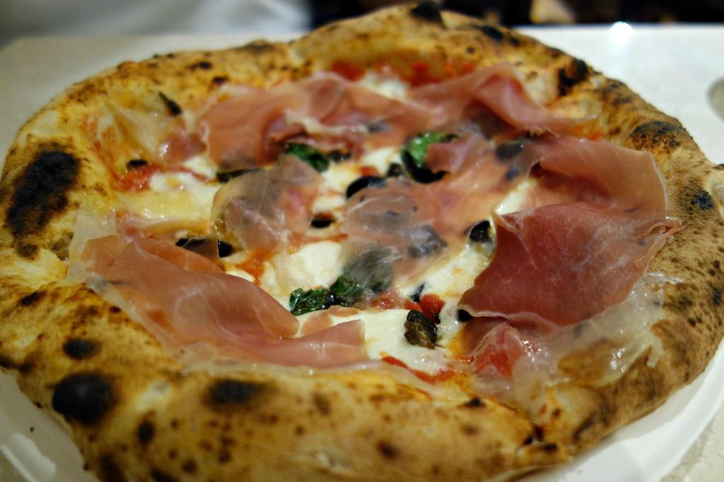 SOLO PIZZA世界第一拿坡里披薩