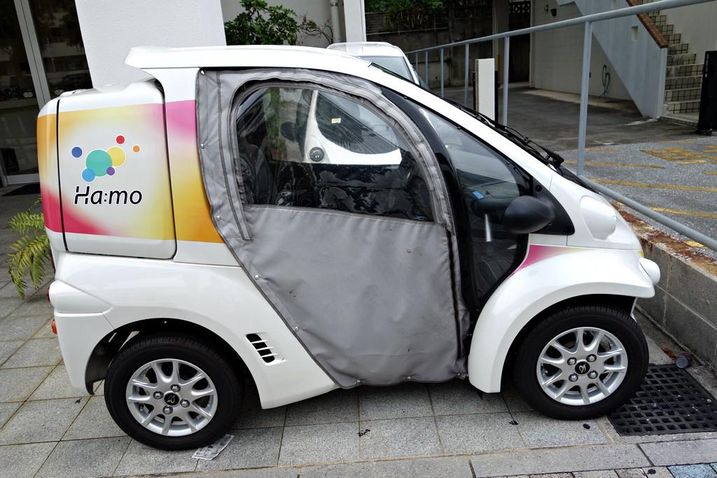 沖繩租車一定要租這台車