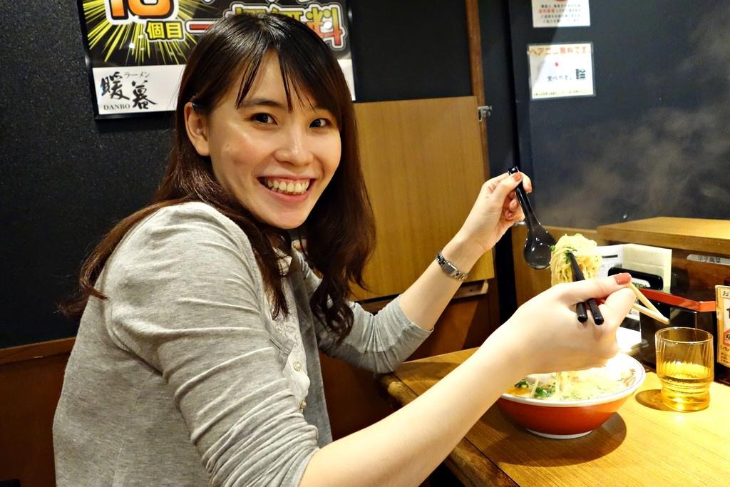 2015年沖繩暖暮拉麵代言人
