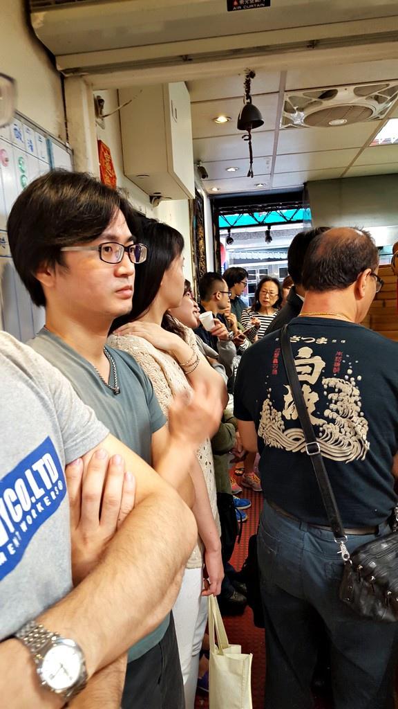 台北人最愛排隊排隊
