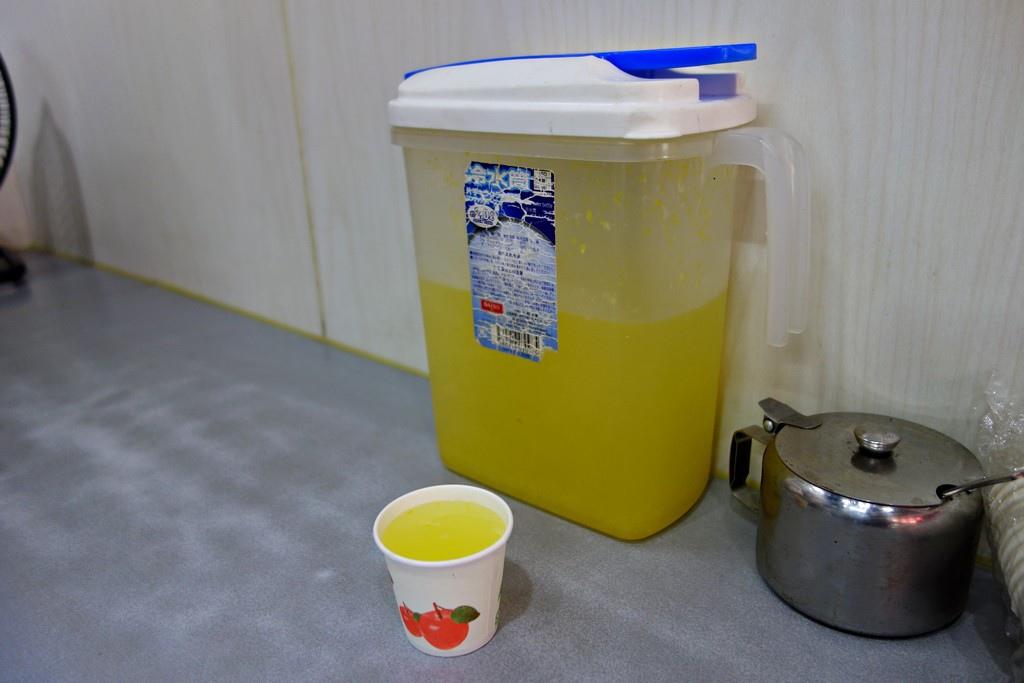 免費柳橙汁