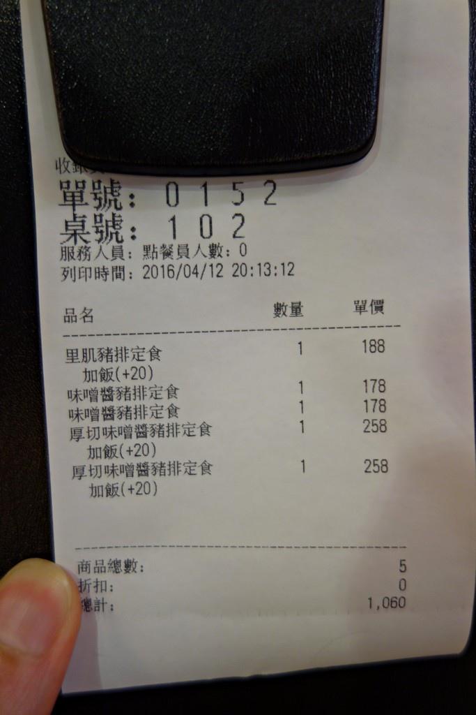 勝里豬排價格食記