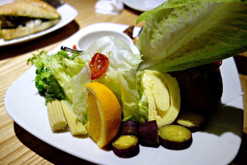 生菜沙拉配料