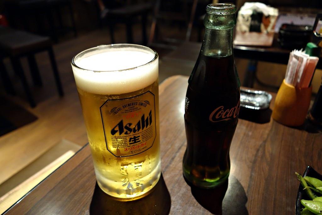 給開司來一杯啤酒