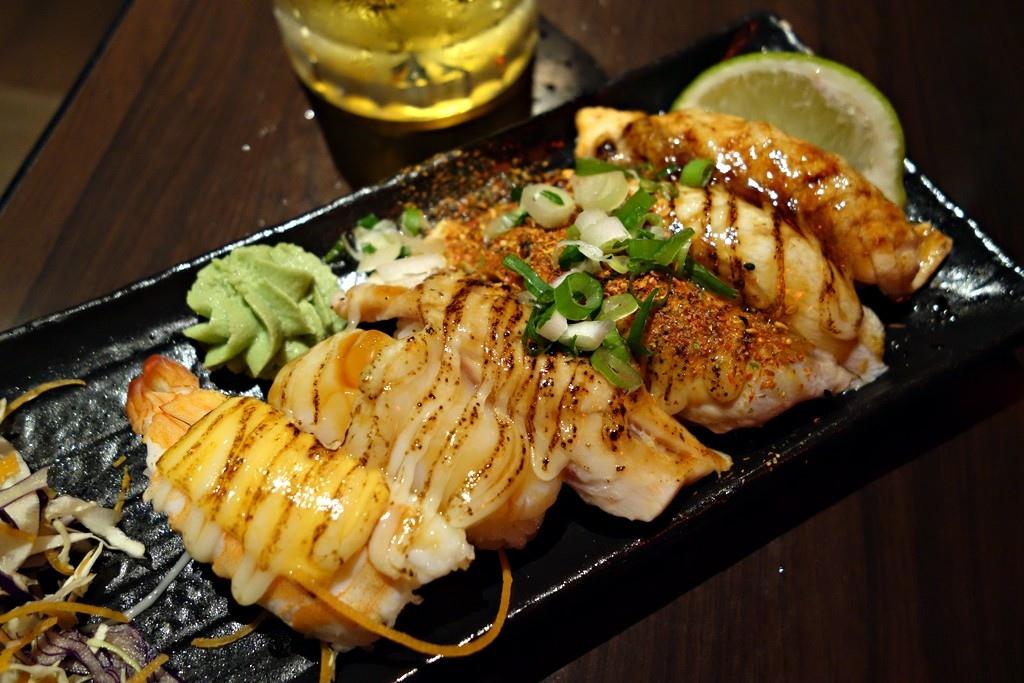 綜合炙燒壽司