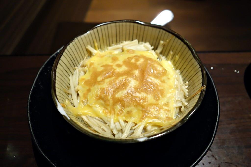 奶香金針菇