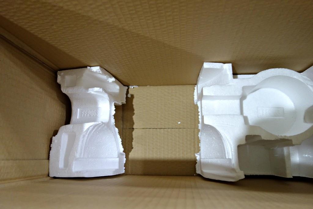 內箱包裝寶麗龍