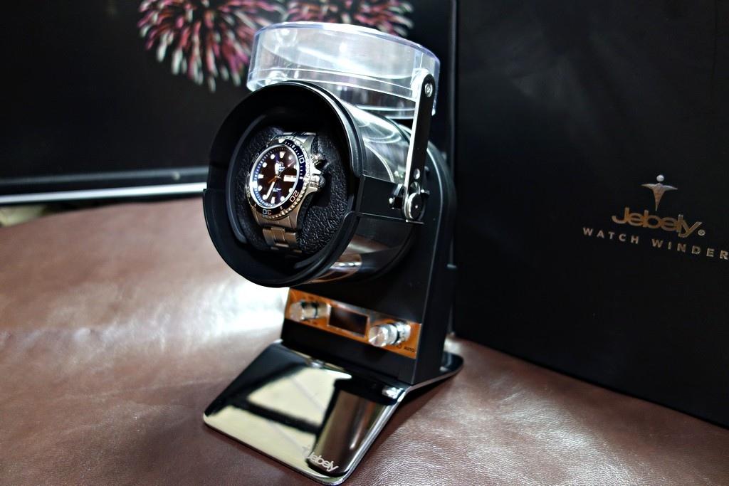 Jebely機械錶自動上鍊盒評價