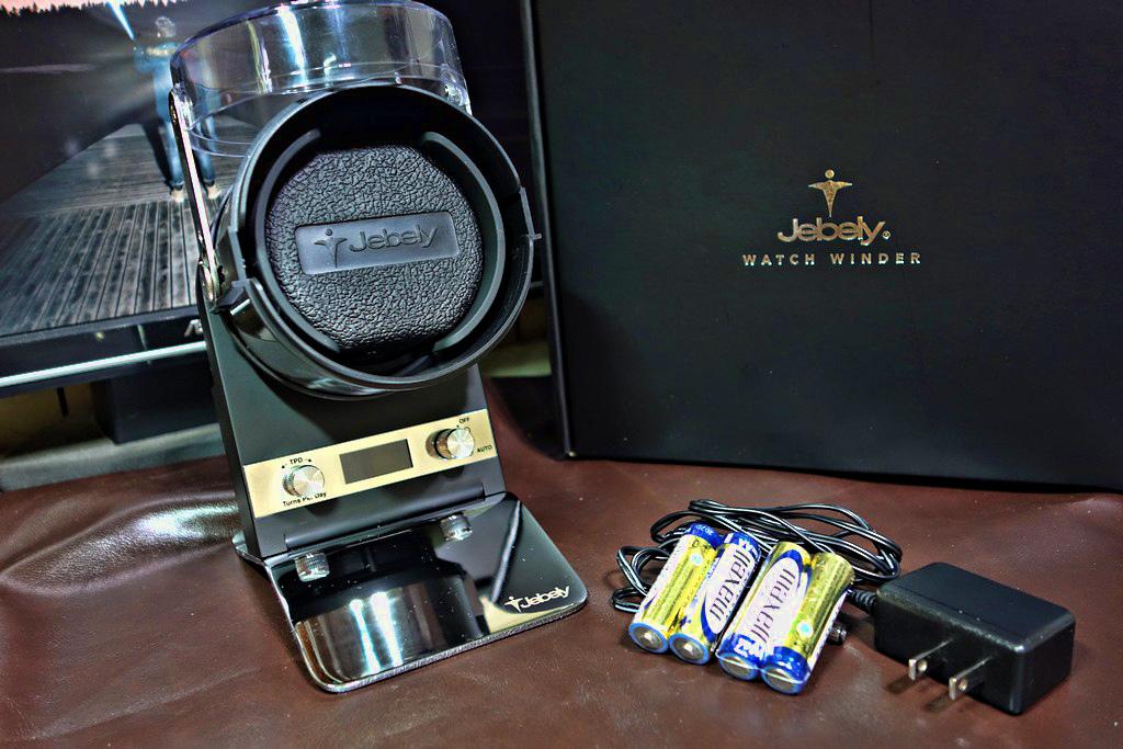 Jebely機械錶自動上鍊盒變壓器