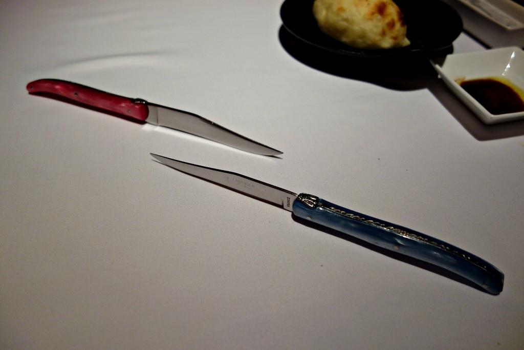 厲害的牛排刀