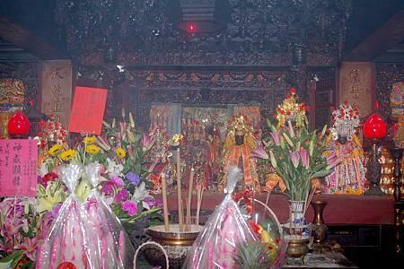 2014年12月4日雲林草湖鄭侯府迎五年王前一天叩謝神恩 (2).JPG