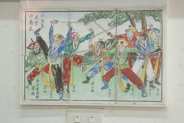 小五義捉拿白菊花2014年9月13日台西崙豐進安府雲林宗博館 (1).JPG