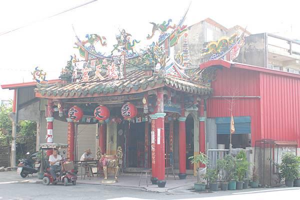 2006年雲林刺桐麻園村德天宮 (2).JPG