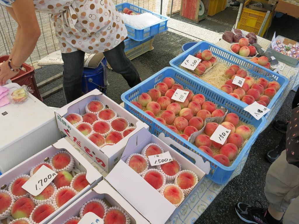 又大又漂亮又便宜又好吃的水蜜桃