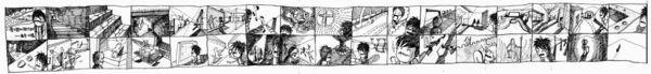 文本轉化成漫畫