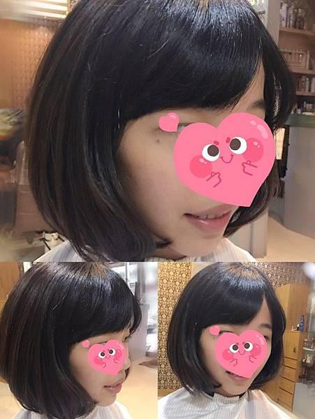 剪髮造型ㄏ