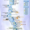 Chao Pharaya Stations Route