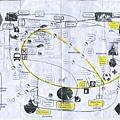 美斯樂地圖