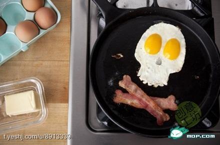 不就是煎個雞蛋嘛