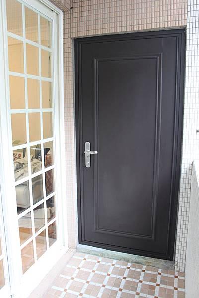 內玄關門-雙玄關隔音大門