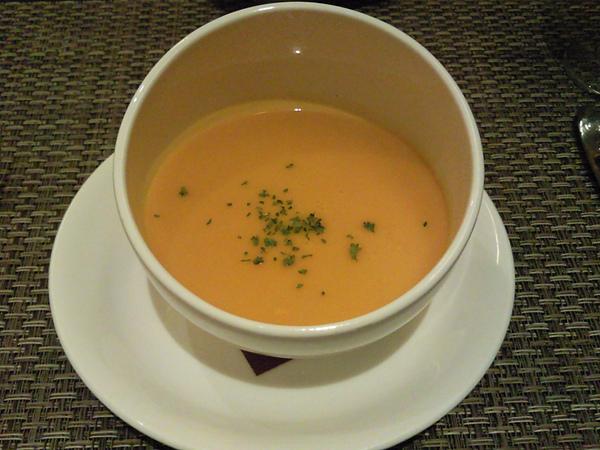 (或) 餐前濃湯2-南瓜