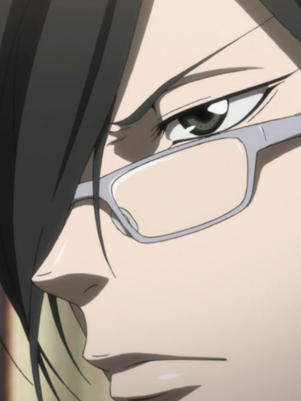No.8 眼鏡